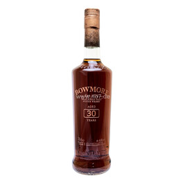 Bowmore 30 Years Annual Release   0,7l